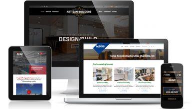 Websites For Contractors